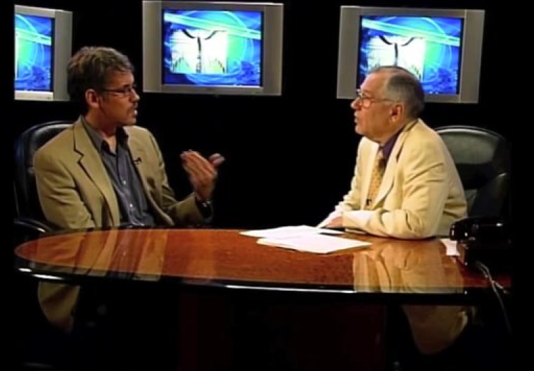 CHICKEN SOUP FOR THE ENTREPRENEUR'S SOUL STEFAN DOERING INTERVIEW FOR TV SHOW THE NEW YORKERS